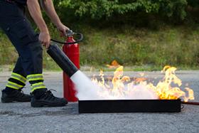 brigada de incêndio 1
