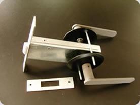 fechadura sem chave