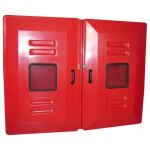 """Abrigo para Mangueira Interno/Externo - Fibra - (A)90 x (L)120 x (P)30 - 2 portas - Comporta 4 mang 30 mts 1 1/2"""""""