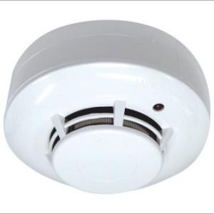 Detector óptico de fumaça 24Vcc