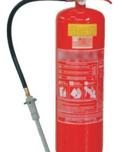 Extintor de Incêndio Portátil Espuma Mecânica 9l