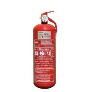 Extintor PQS 2Kg ABC 5 anos