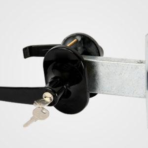 Fechadura C/ Chave de - embutir  para porta corta fogo