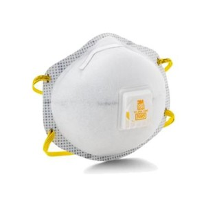 Respirador 8516 - Gases Ácidos PFF2