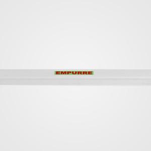 Barra Anti-panico Touch Simples-Branca